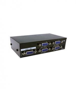 VGA-2004 VGA 4 Port Splitter Price in Bangladesh