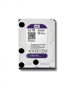 Western Digital 2TB Purple Surveillance HDD Price in Bangladesh