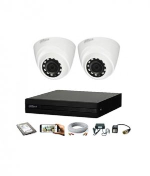 Dahua 2 Unit CC Camera Package Price in Bangladesh-https://independenttechbd.com/