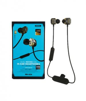 Remax RB-S26 Bluetooth Earphone Price in Bangladesh-https://independenttechbd.com/