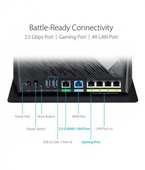 Asus RT-AX86U Router Price in Bangladesh