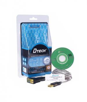 DTech DT-5002A USB to Serial Price in Bangladesh-https://independenttechbd.com/