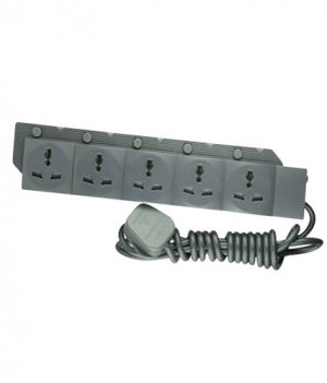 Energypac 5 Port Extension Socket Price in Bangladesh