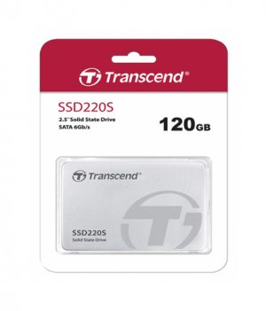 Transcend SSD220S 120GB Price in Bangladesh