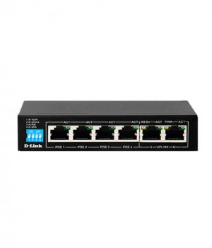 D-Link DES-F1006P-E 5 Port PoE Switch Price in Bangladesh