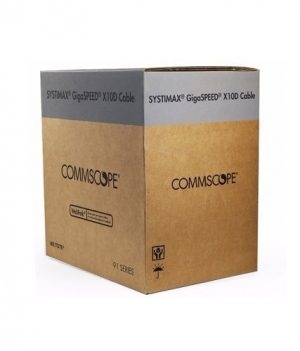 Systimax Cat 6A UTP Cable Price in Bangladesh
