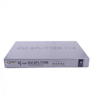 DTECH DT-7024 1 TO 4 DVI Splitter Price in Bangladesh