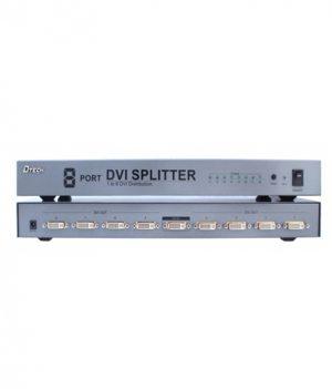 DTECH DT-7025 1 TO 8 DVI Splitter Price in BangladeshDTECH DT-7025 1 TO 8 DVI Splitter Price in Bangladesh
