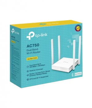 TP-Link Archer C24 Price in Bangladesh